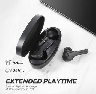 SoundPEATS TrueCapsule Wireless Bluetooth Earbuds