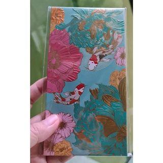 Tiffany Blue-Koi 锦鲤- Money Packets | 8 pieces per packet