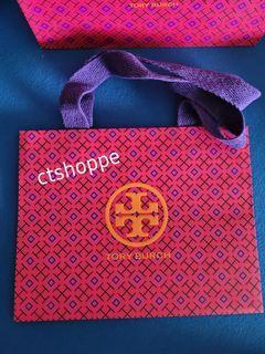 Tory Burch Shopping Paper Bag