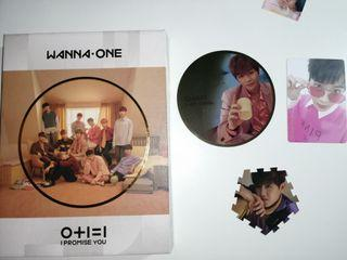 Wanna One I Promise you day ver