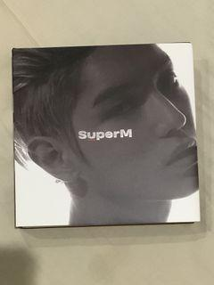WTS SuperM jopping album TAEYONG version