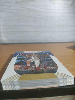 1 set=20 cards with 5 RC and  inserts  1 套 = 20 张卡片,带有 5 个 RC 和插入物