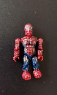 類樂高蜘蛛人