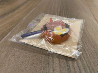 哈爾移動城堡 宮崎駿 三鷹之森美術館限定 卡西火 磁石