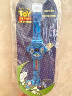 (包平郵)扭蛋 迪士尼 反斗奇兵 公仔 擺設 擺件 收藏 disney toy story pixar buzz lightyear charm figure toys doll watch 巴斯光年 兒童手錶