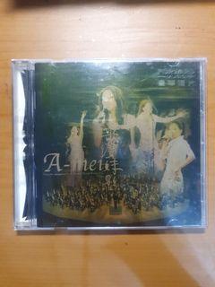 張惠妹《歌聲妹影》專輯 CD