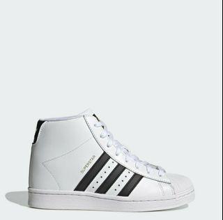ADIDAS SUPERSTAR ORIGINALS Sepatu Up Wanita Putih FW0118