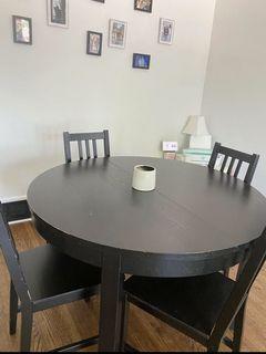 Adjustable Kitchen Table
