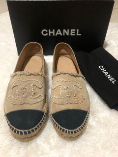 Authentic Chanel Espa size 37