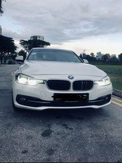 BMW 318i Sport (A)