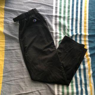 Champion 黑色 運動長褲