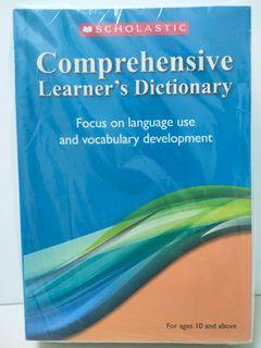 Comprehensive Learner's Dictionary (Scholastic)
