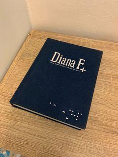 絕版Diana F+照片集