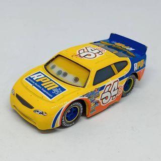 Disney Cars 1/55 RPM No. 64  Lenticular eyes