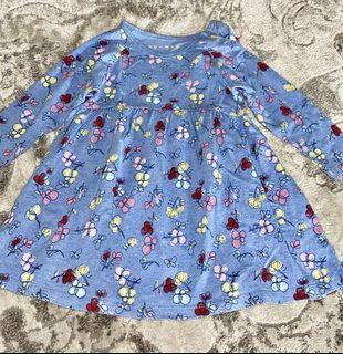 Dress baby girl Nutmeg