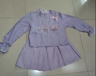 dress bangkok set