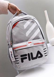 全新特價Fila bag 春夏男女款防水書包超大容量實用背包郊遊戶外生日禮物送禮