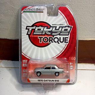 Greenlight Tokyo Torque - 1970 DATSUN 510