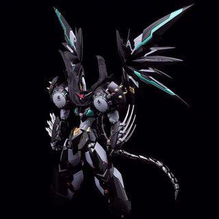 🔥Free Delivery🚚 MJH Getter One Black Model Kit Not Gundam Zoids Space Robo Getterone