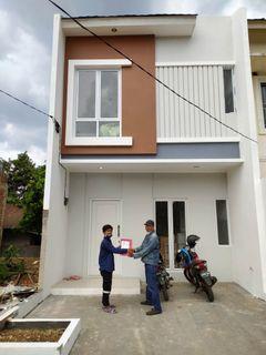 Inden | sisa 1 unit rumah di pondok ranggon
