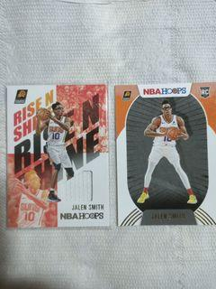 Jalen smith RC and Jersey patch.       RC 和 Jersey 补丁