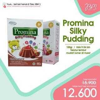 LAGI DISKON!! Promina Silky Pudding 100gr   Promina Pudding Bayi