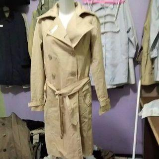 Long Coat Preloved Fit to L