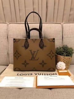 Louis Vuitton On the Go Reverse Monogram 2020