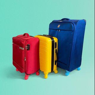 Luggage Wheel Cover