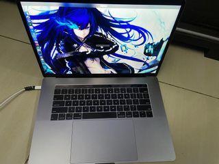 "Macbook pro 15"" 2018 32GB 2.2Ghz 6core i7"