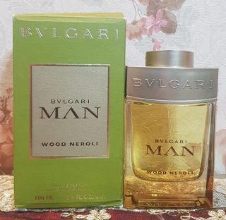 Various branded perfumes