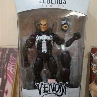 Marvel legends Venom Eddie Brock - Hasbro