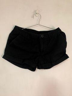 Net 黑色短褲