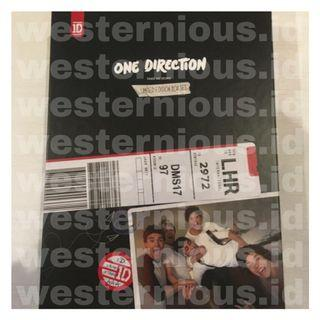 ONE DIRECTION TAKE ME HOME LIMITED EDITION BOX SET