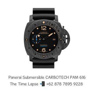 Panerai Submersible CARBOTECH PAM 616 'S'