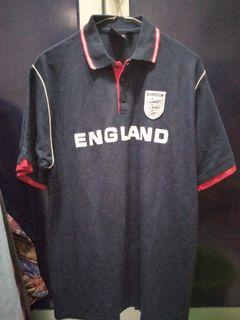 Polo shirt england size M