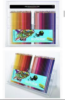 Prismacolor - 60 coloured pencils set