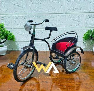 Promo Termurah Diecast Miniatur Becak Sepeda Cina