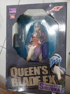 Queen Blade Shizuka