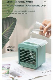 Rechargeable mini air cooler