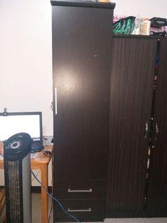 Rush sale! Single door wardrobe cabinet