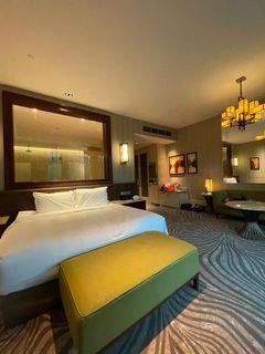 RWS Equarius Hotel Room Resorts World Sentosa Staycation