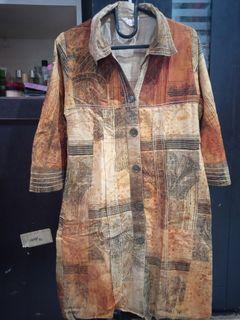 SALE PRELOVED Dress batik