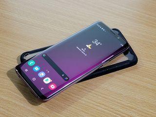 Samsung S9 - Lilac Purple