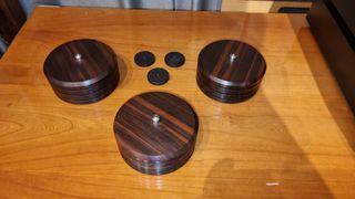 Shun Mook Ultra Diamond Resonators (set of 3)