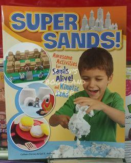 Super Sands: Awesome Activities for Sands Alive!