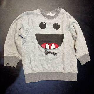 Sweater Anak Perempuan H&M size EUR 92