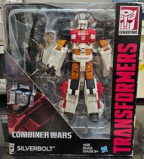 Transformers - Silverbolt - Combiner Wars