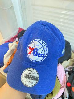 Vintage NBA Philadelphia 76ers Dad Cap/Hat Mens