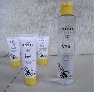 1 SET JAFRA Royal Boost